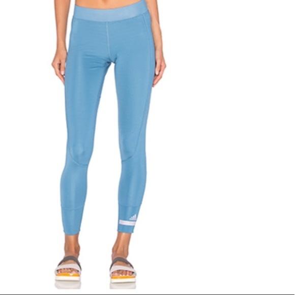 ba5e5f4607db31 Adidas by Stella McCartney Pants | 78 Performance Run Leggings In ...